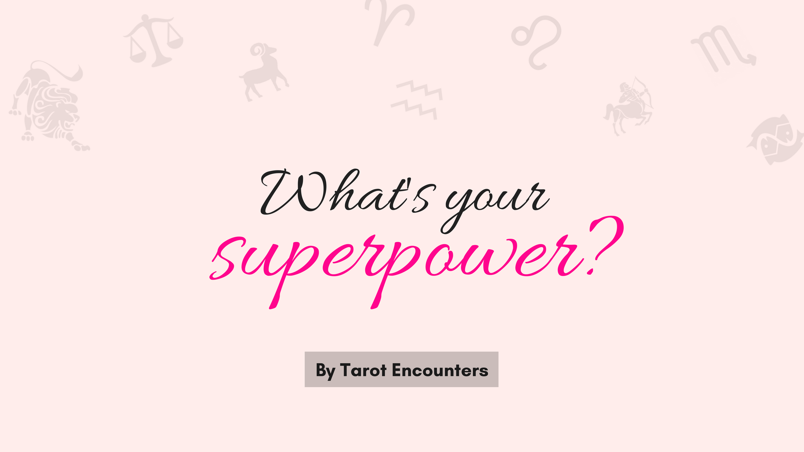 Whats Your Superpower Based On Your Zodiac Sign The Social Lit