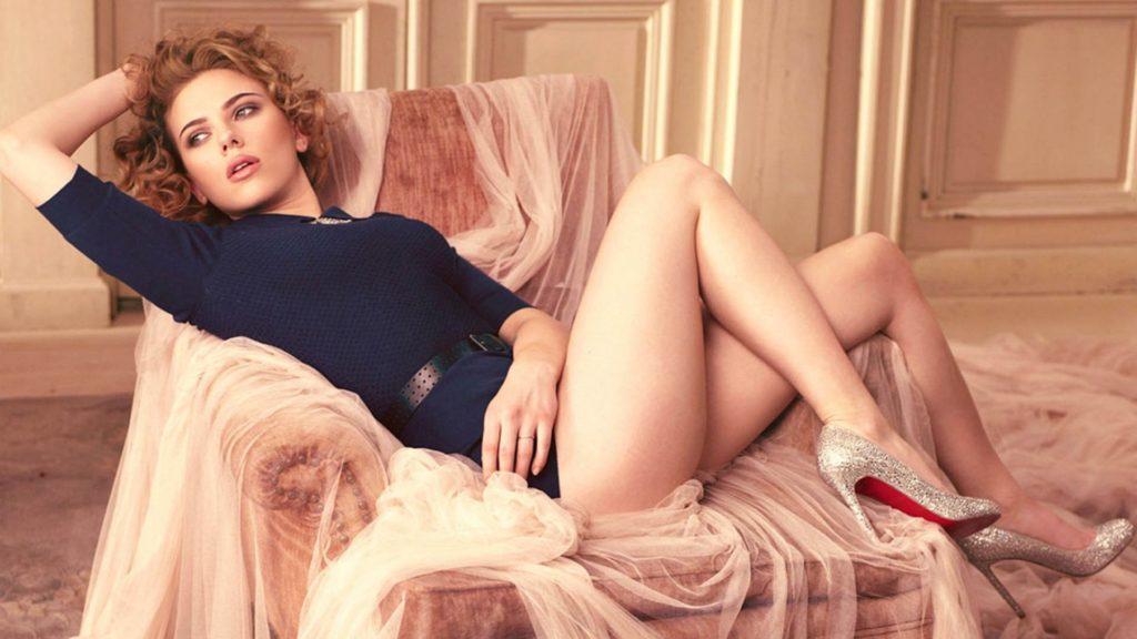 Scarlett Johannson dieulois