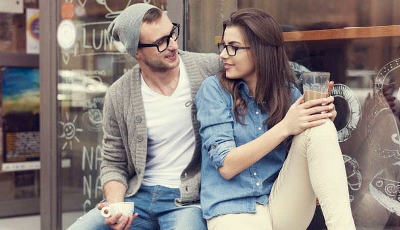 10 Body Language Signs That Prove He Is Attracted To You